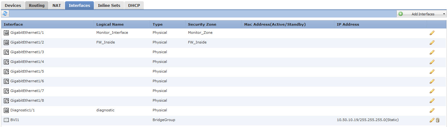 Cisco Firepower Threat Defense  Part 2: Initial
