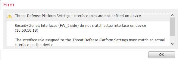 Cisco Firepower Threat Defense  Part 2: Initial Configuration – FINKOTEK