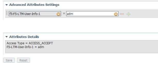 F5: Radius authentication with Cisco ISE – FINKOTEK