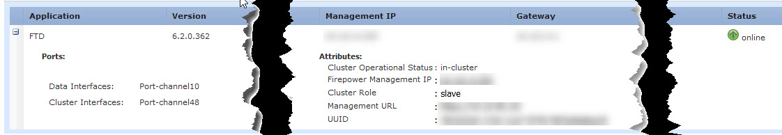 Cisco 4100 Clustering  Part 2: FTD Setup – FINKOTEK