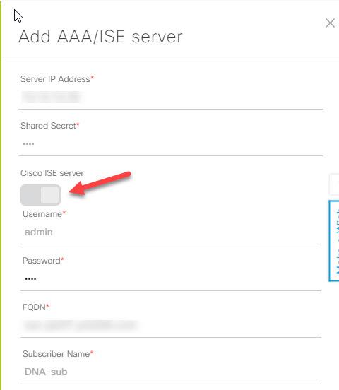Cisco DNA: Integration with ISE PxGrid service – FINKOTEK